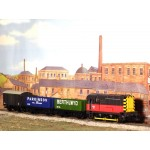 HORNBY BR 08 Class Diesel Freight Train Pack
