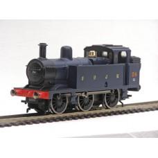 HORNBY 0-6-0T Somerset & Dorset Joint Railway Class 3F Jinty Locomotive