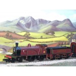 HORNBY 4-2-2 DCC Fitted 'The Last Single Wheeler' Limited Edition Locomotive