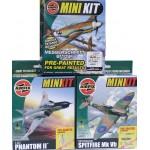 AIRFIX Three Mini Kits of Historic Military Planes.