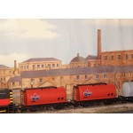 HORNBY Rake of TWO AMOCO Tankers