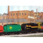 HORNBY Rake of TWO Tankers  A BP Tanker & A Shell Tanker