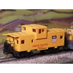 BACHMANN UNION PACIFIC Wide Vision CABOOSE