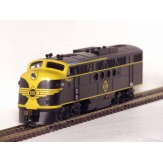 BACHMANN FT A-UNIT ERIE Diesel Locomotive    117098