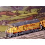 BACHMANN DCC EQUIPPED GP38-2  UNION PACIFIC Diesel Locomotive