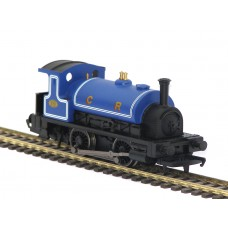 HORNBY 0-4-0 DCC Fitted Caledonian Railways Saddle Tank Locomotive