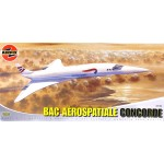 AIRFIX  BAC AEROSPATIALE CONCORDE - British Airways Version.  06182