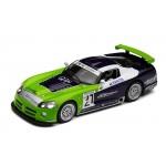 SCALEXTRIC DODGE VIPER Competition Coupe GS Motorsport C3018