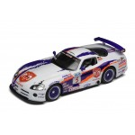 SCALEXTRIC DODGE VIPER Competition Coupe Naykid Racing #3 C2907
