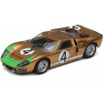 SCALEXTRIC FORD GT40  MKII  1966 No.4  C3026