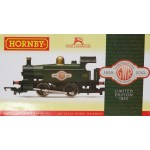 HORNBY 0-4-0T Limited Edition 175th Anniversary GWR Clas 101 Holden Tank Locomotive R2957