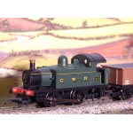 HORNBY 0-4-0 DCC FITTED GWR Class 101 Holden Tank Locomotive