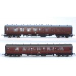 HORNBY Harry Potter  Hogwarts Express - Rake of Two Coaches