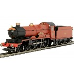 HORNBY Harry Potter Hogwarts Express DCC FITTED 4-6-0 Castle Class Locomotive