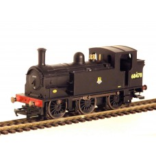 HORNBY 0-6-0T DCC FITTED British Railways J83 Class Locomotive