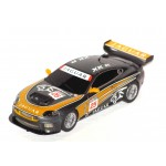 SCALEXTRIC JAGUAR XKR GT3   Orange & Grey No. 25 DPR