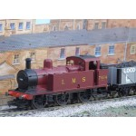 HORNBY 0-6-0T DCC FITTED LMS Class 3F Locomotive