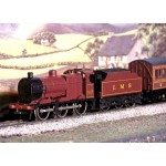USED Lima 0-6-0 LMS Fowler Class 4F Tender Locomotive  Product No. 1702