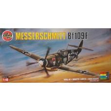 AIRFIX MESSERSCHMITT Bf109F   04101