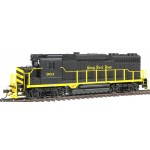 BACHMANN DCC EQUIPPED GP30 NICKEL PLATE ROAD Diesel Locomotive  #60809