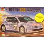 AIRFIX PEUGEOT 206 WRC 2000    07404