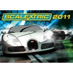 SCALEXTRIC 2011 Catalogue Edition 52 C8173