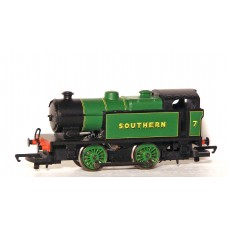 USED Hornby 0-4-0T SR Class D Loco - Hornby Collectors Club Special Edition 2005  R2439