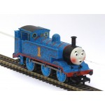 HORNBY Weathered Thomas with a New Facial Expression from THOMAS and the GREAT ADVENTURE Set