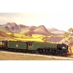 HORNBY 4-6-2 DCC Fitted British Railways 'Tornado' Peppercorn Class A1  Locomotive