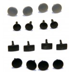 HORNBY Buffers - A Selection of 16 New Buffers