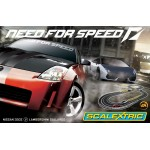 SCALEXTRIC NEED FOR SPEED Slot Car Set  C1239