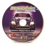 SCALEXTRIC GUIDE to DIGITAL RACING DVD